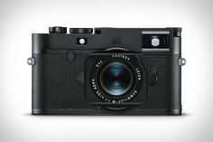 The Leica M (Typ Black Digital Rangefinder is the new addition to the Leica M-System family. The Leica M (Typ has been developed especially for rangefin. Leica Camera, Rangefinder Camera, Slr Camera, Camera Gear, Leica Appareil Photo, Leica M10, Luxury Gifts For Men, Iphone 5s Covers, Lightroom
