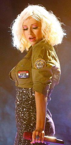 Christina Aguilera : Photo