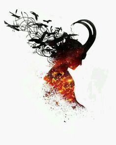~~#Loki #fanart~~