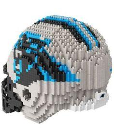 6bd1dff4d24 Forever Collectibles Carolina Panthers Brxlz 3D Helmet Puzzle - Assorted