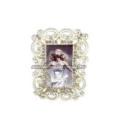 Mini rama foto metalica, dreptunghiulara Mini, Frame, Decor, Picture Frame, Decoration, Frames, Decorating, Hoop, Deco