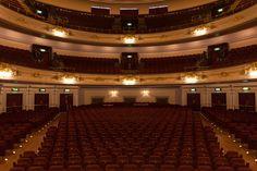 Usher Hall Inside by Randy Dorman