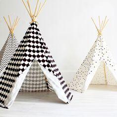 Tipi for Kids #arizona #nobodinoz #silverakids #silveraeshop #giftidea #bedroom #lifestyle #deco