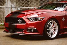 First RHD 2016 Shelby Super Snake Mustang Arrives In Australia