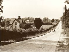 https://flic.kr/p/re5aJ6 | Stakes Hill Road, Waterlooville, Havant | Stakes Hill Road, Waterlooville, Havant, Hampshire about 1931 – 1939 HMCMS:P1990.55.108 DPAAIV60
