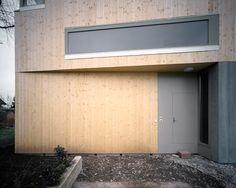 Haus Müller Gritsch von Andreas Fuhrimann  Gabrielle Hächler Architekten…