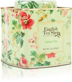 Green Tea Floral Loose Leaf Tea | English Tea Shop