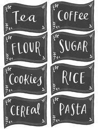 Kitchen, Spice Jar & Pantry Organizing Labels | Worldlabel Blog
