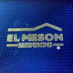 La mejor sandwichera y cafeteria de PR <3 El Meson!!!