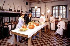 Cuisines du Château de Breteuil, Yvelines