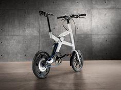 Premiere: BMW i Pedelec Concept