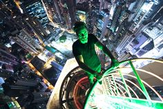 The 10 Best Daredevil Rooftopping Photos