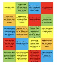 School Items, Yoga For Kids, Kids House, Bingo, Gymnastics, Activities For Kids, Workshop, Challenges, Mindfulness