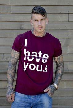 #Tatto #Men
