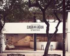 Casa del Agua, Mexico City - The Urban Grocer
