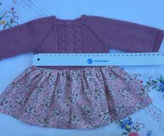 Blog Abuela Encarna Boho Shorts, Lace Shorts, Lana, Gym Shorts Womens, Knitting, Bb, Fashion, Mauve Dress, Toddler Girls