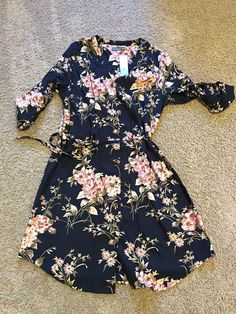 Brixon ivy Cherelle dress- love the style of the dress and the feminine floral print https://www.stitchfix.com/referral/3279969