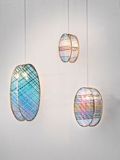 Iacoli & McAllister's Jamie Iacoli and Brian McAllister collaborated with glass artist John Hogan to produce a smoked-glass cylinder, Nunki, which is suspended from...
