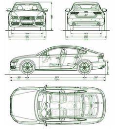 Orthographic car || Inka Anggraeni • kelompok 3 kelas 1