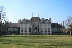 château Dijon. Côte d'Or. Bourgogne.