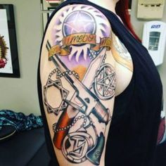 32 Supernatural Tattoo Designs - Anti-Possession Tattoo Meaning Supernatural Angels, Supernatural Bloopers, Supernatural Tumblr, Supernatural Tattoo, Supernatural Imagines, Supernatural Wallpaper, Anti Possession Tattoo, I Tattoo, Tattoo Quotes