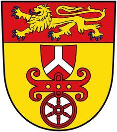 District of Göttingen (rural), Land: Lower Saxony, Germany #Göttingen #Germany (L16352)