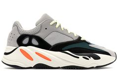 c037a62516b adidas Yeezy Boost 700 Wave Runner Solid Grey - B75571 Air Max Sneakers