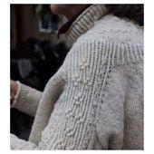 Ravelry: Bright Sweater pattern by Junko Okamoto