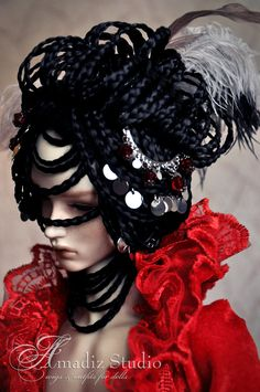 Concubine - 02 by amadiz.deviantart.com on @deviantART