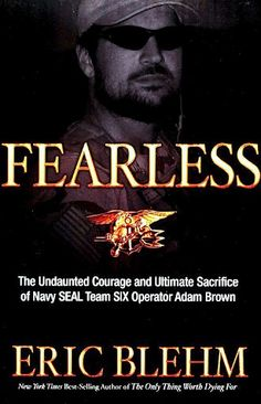 True story about Adam Brown, SEAL team six operator. 6 out of 6 stars. GREAT READ.