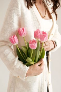 Pink Tulips, Tableware, Dinnerware, Tablewares, Dishes, Place Settings