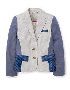 Marlborough Blazer WE478 Jackets at Boden