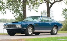 1968 Aston Martin DBS V8 Maintenance/restoration of old/vintage vehicles: the material for new cogs/casters/gears/pads could be cast polyamide which I (Cast polyamide) can produce. My contact: tatjana.alic@windowslive.com
