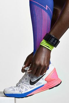 Nike LunarGlide 6 - Stay light on your feet.