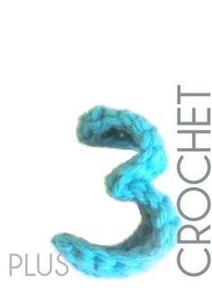 plus3 crochet: crochet