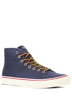 Vans Footwear Sneaker Sk-8 Hi in Dress Blues