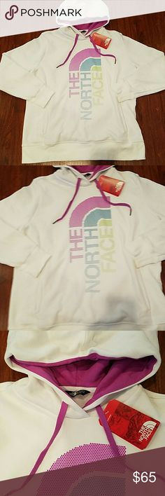 NWT The North Face hoodie gorgeous sie XXL . North Face Tops Sweatshirts & Hoodies
