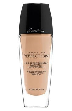 Guerlain 'Tenue de Perfection' Foundation SPF 20 available at #Nordstrom