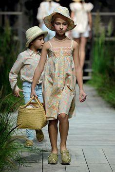 Bonpoint Summer 2016 Fashion Show #Bonpoint #FashionShow #kidsfashion