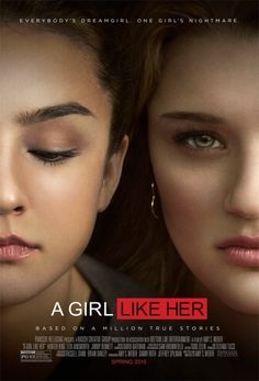 Highly influential and a film all parents and teens should see, A Girl Like Her is bringing awareness to bullying. #AGirlLikeHerMovie #ad