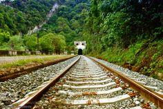 Abkhazia abandoned railway by Ishtar. Please Like http://fb.me/go4photos and Follow @go4fotos Thank You. :-)
