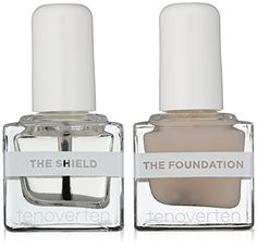 Tenoverten Nail Care System The Foundation Base  Shield Top Coat -- Be sure to check out this awesome product.