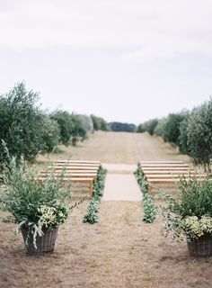 Choose a venue that speaks for itself: http://www.stylemepretty.com/2016/07/13/how-to-pull-off-a-tuscan-inspired-celebration-in-the-states/