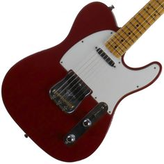 2015 Fender Custom Collection PostModern Journeyman Telecaster MN, Dakota Red   Available at Garrett Park Guitars   www.gpguitars.com