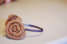 Make Leia bun headbands for a party or costume