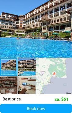 Olymp  (Święty Włas (Sveti Vlas), Bułgaria) – Dokonaj rezerwacji w tym hotelu w najniższej cenie poprze sefibo.