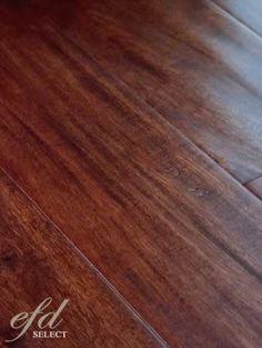 Handscraped Bamboo Floors Espresso, Bamboo Flooring