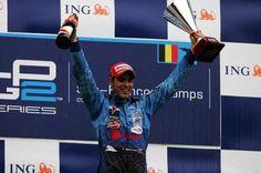 El campeonato FIA de Fórmula 2 releva a las GP2 Series