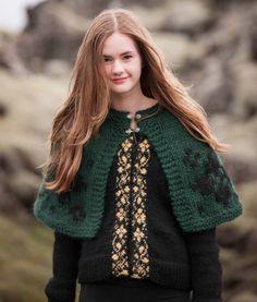 Resultado de imagen de Icelandic Color Knitting