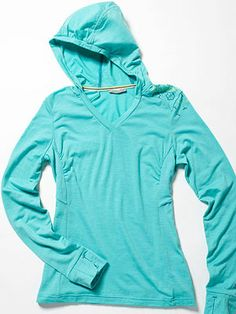 Bundle up in this SmartWool Cortina hoody, $120